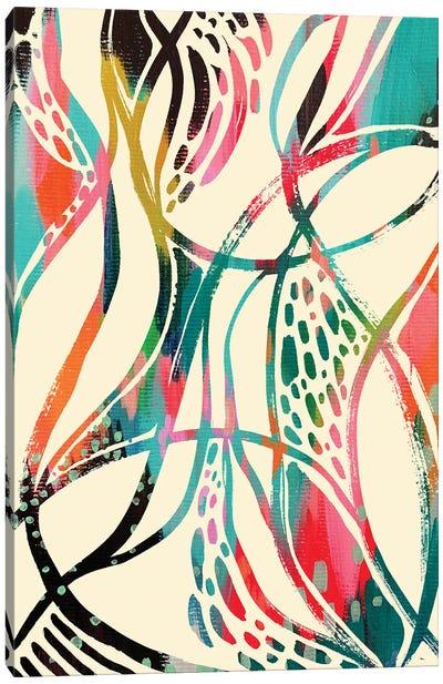 Abstract Print I Canvas Art Print