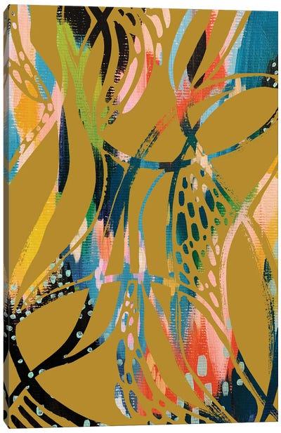 Abstract Print II Canvas Art Print