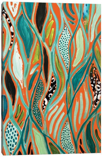 Abstract Print III Canvas Art Print