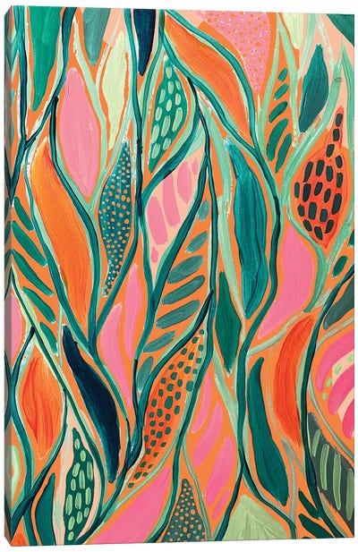 Abstract Print IV Canvas Art Print