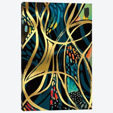 Abstract Print VI Canvas Print #ETV168} by ETTAVEE Canvas Artwork