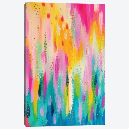 No. 9 Canvas Print #ETV16} by ETTAVEE Art Print