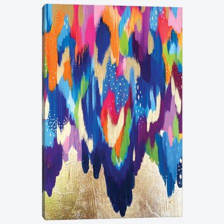 Brush Strokes LXXVIII Canvas Print #ETV181} by ETTAVEE Canvas Art