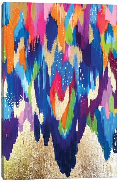 Brush Strokes LXXVIII Canvas Art Print