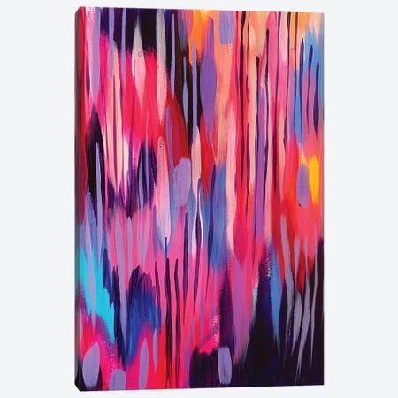 Brush Strokes LXXIX Canvas Print #ETV182} by ETTAVEE Canvas Wall Art