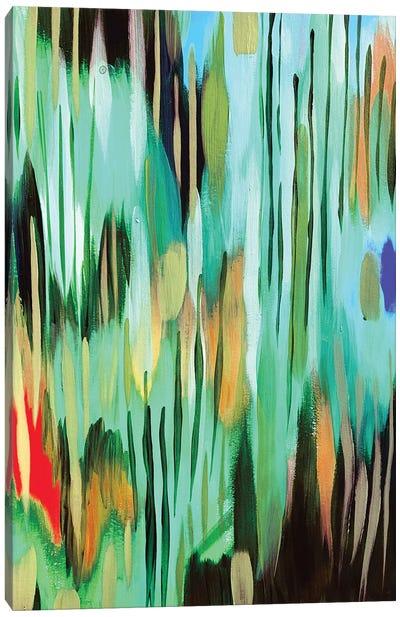 Brush Strokes LXXX Canvas Art Print