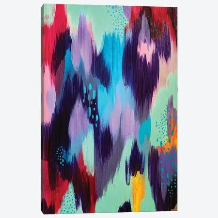 Brush Strokes LXXXIII Canvas Print #ETV186} by ETTAVEE Art Print