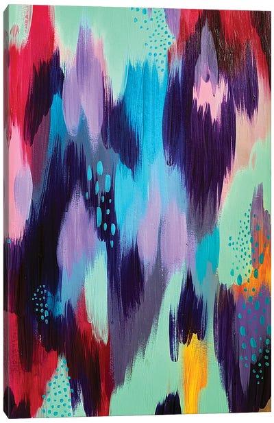 Brush Strokes LXXXIII Canvas Art Print