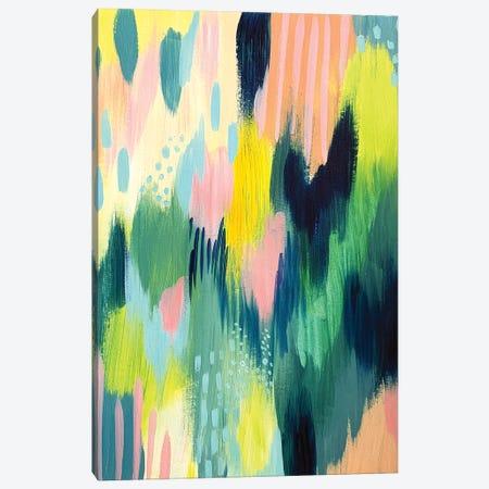 Brush Strokes LXXXIV Canvas Print #ETV187} by ETTAVEE Canvas Print