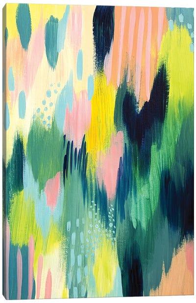 Brush Strokes LXXXIV Canvas Art Print