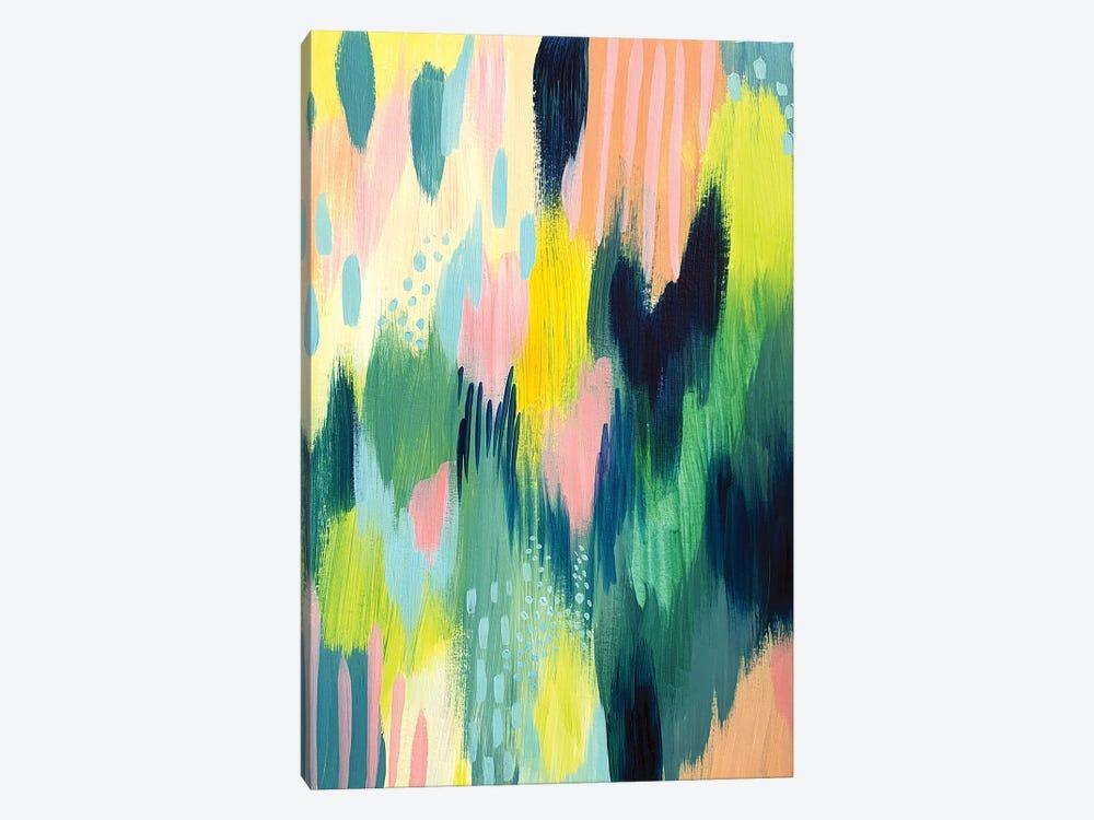 Brush Strokes LXXXIV by ETTAVEE 1-piece Canvas Art Print