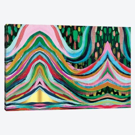 Brush Strokes LXXXVIII Canvas Print #ETV191} by ETTAVEE Canvas Art Print