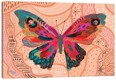 Butterfly VI Canvas Art Print