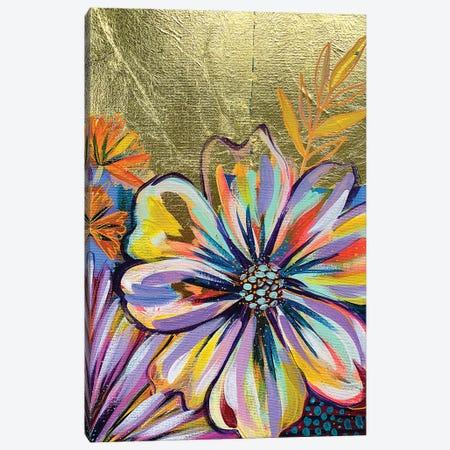 Gildedgarden I Canvas Print #ETV201} by ETTAVEE Art Print