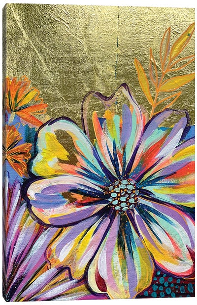 Gildedgarden I Canvas Art Print