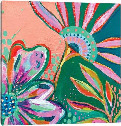 Gildedgarden X Canvas Art Print