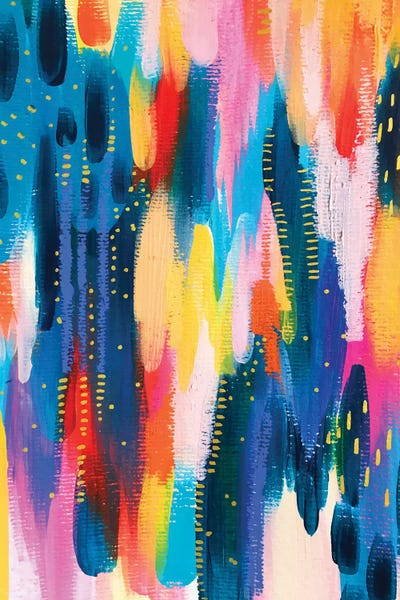 No 8 Canvas Artwork By Ettavee Icanvas