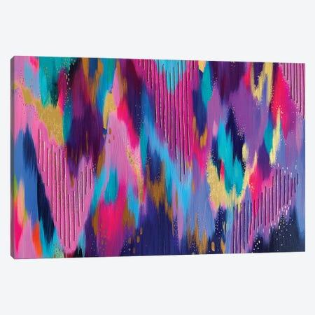 Brush Stroke CVI Canvas Print #ETV212} by ETTAVEE Canvas Artwork