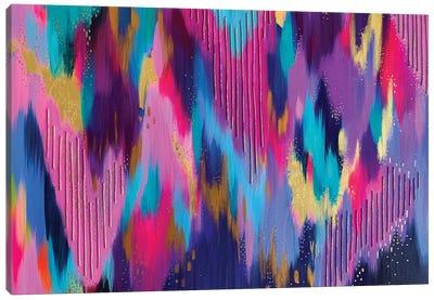 Brush Stroke CVI Canvas Art Print