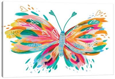 Butterfly IX Canvas Art Print