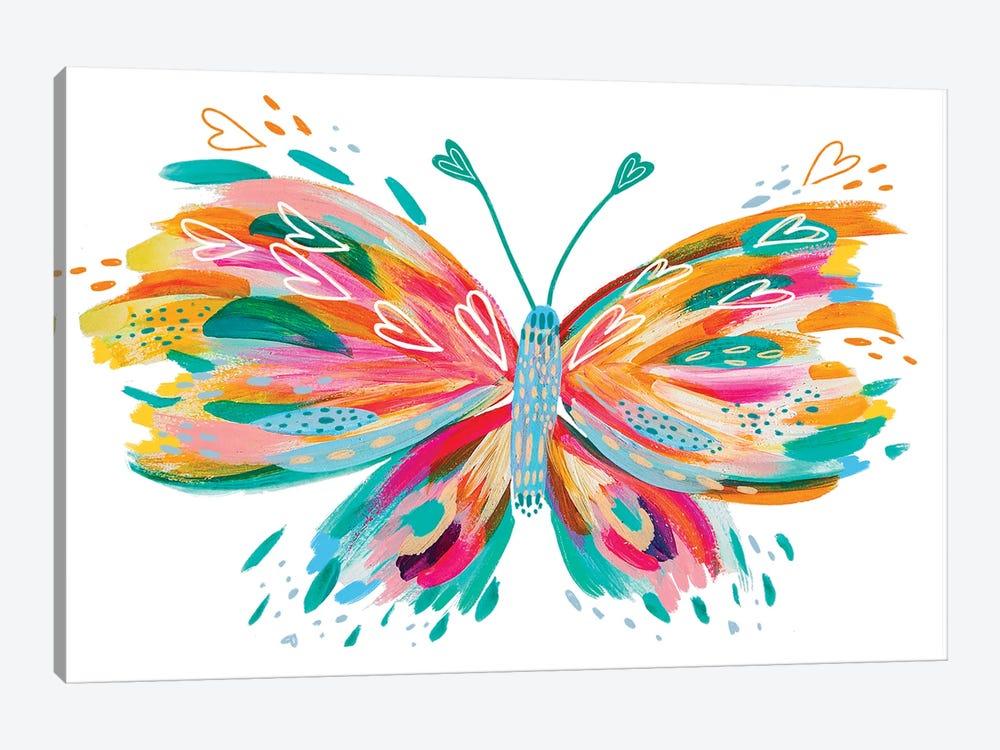 Butterfly IX by ETTAVEE 1-piece Canvas Wall Art