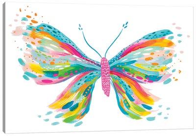 Butterfly VII Canvas Art Print