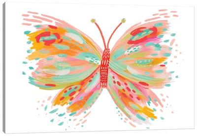 Butterfly X Canvas Art Print