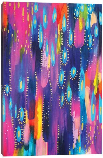 No. 15 Canvas Art Print