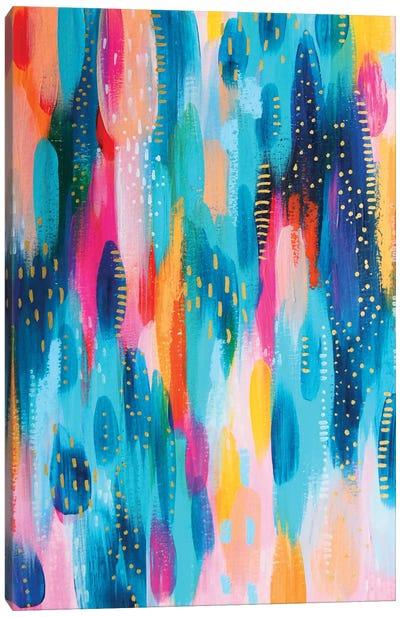 No. 17 Canvas Art Print