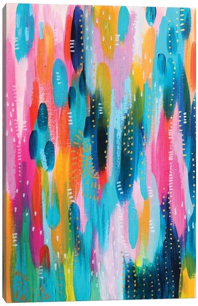 No. 27 Canvas Art Print