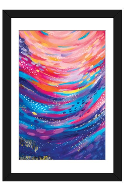 No. 34 Framed Art Print