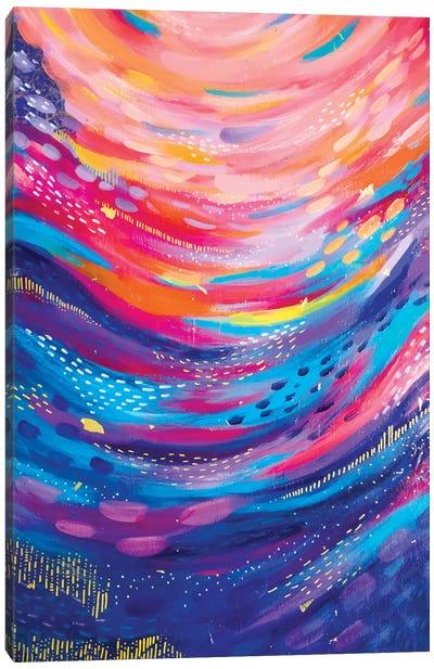 No. 34 Canvas Art Print