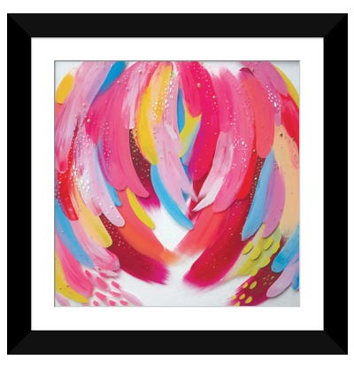No. 35 Framed Art Print