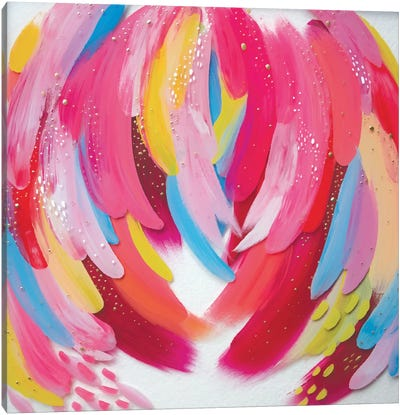 No. 35 Canvas Art Print