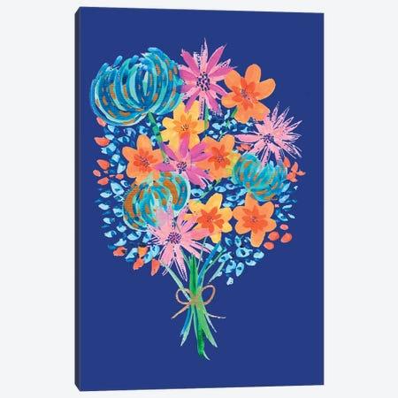 Bouquet II Canvas Print #ETV5} by ETTAVEE Canvas Print