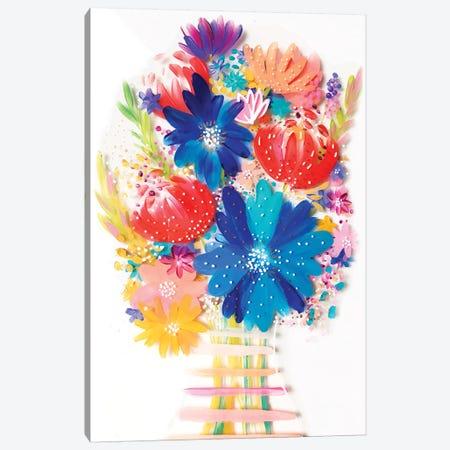 Bouquet III Canvas Print #ETV6} by ETTAVEE Canvas Art Print