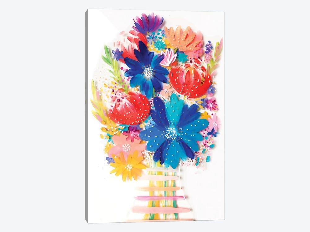 Bouquet III by ETTAVEE 1-piece Canvas Art Print