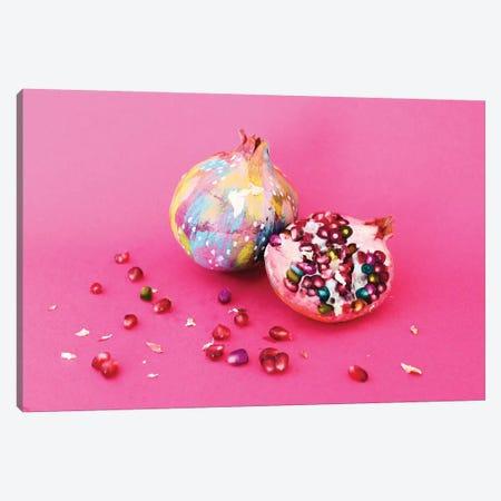 Pomegranate Canvas Print #ETV72} by ETTAVEE Canvas Artwork