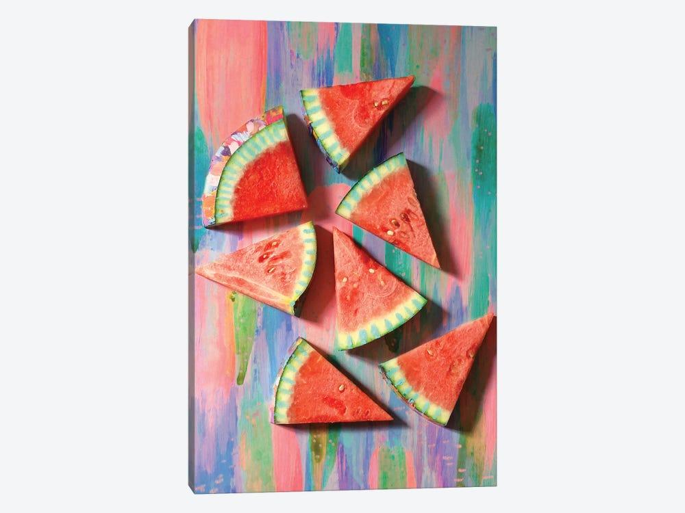 Watermelon I by ETTAVEE 1-piece Canvas Art