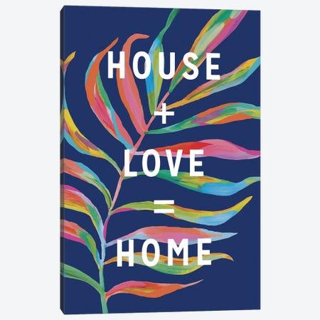 Home Canvas Print #ETV80} by ETTAVEE Canvas Art Print