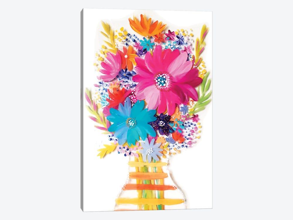 Bouquet V by ETTAVEE 1-piece Canvas Print
