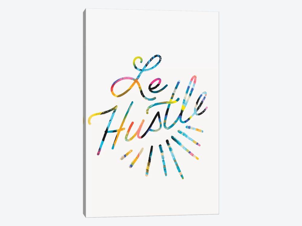 Le Hustle by ETTAVEE 1-piece Canvas Art Print