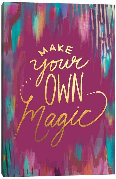 Mystique Make Magic Canvas Art Print