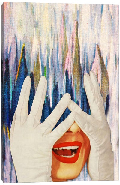 Eugenia Loli - Hyperbolic State Canvas Art Print