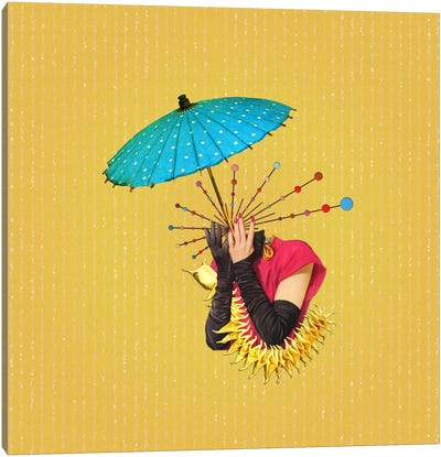 Eugenia Loli - Idea Formation Canvas Art Print
