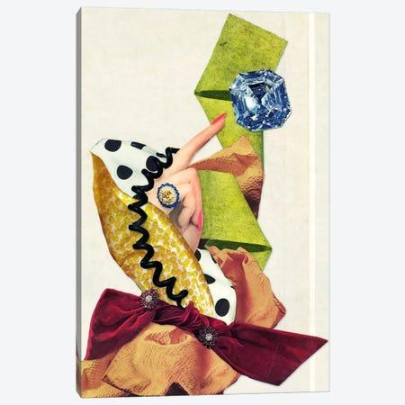 Eugenia Loli - Marie Antoinette 3-Piece Canvas #EUG18} by Eugenia Loli Canvas Artwork