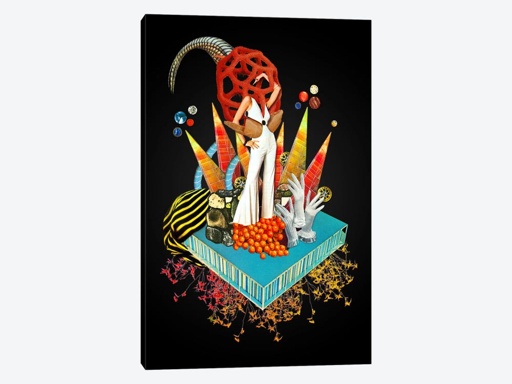 Eugenia Loli - Off by Eugenia Loli 1-piece Art Print