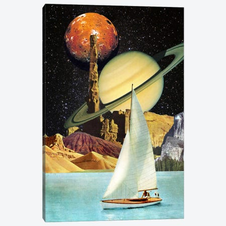 Eugenia Loli - Orinoco Flow Canvas Print #EUG22} by Eugenia Loli Canvas Print