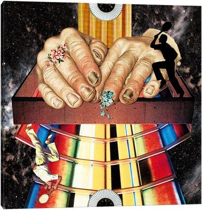 Eugenia Loli - Quantum Coherence Canvas Art Print