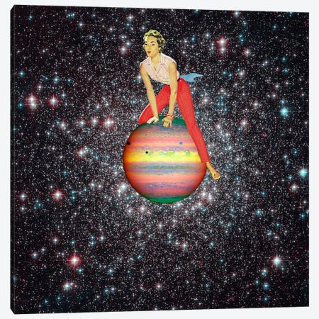 Eugenia Loli - Star Hopper II Canvas Print #EUG32} by Eugenia Loli Canvas Wall Art